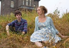 Bates Motel , a prequel to the Hitchcock classic.Reviewed by Jane Boursaw at A Traveler's Library