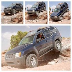 Ben P. takes on the challenge of testing out his Nissan #Xterra on Steel Bender Trail in Moab, Utah. It sure is a success! Tag your Nissan #LoveStory using #Nissan80.