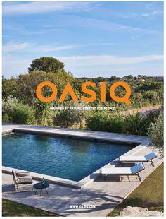 C'est au cœur de la Provence, dans un cadre authentique et naturel, que nous donne rendez-vous le fabricant de mobilier outdoor OASIQ pour son catalogue 2016 qui donne à voir un panorama des créations initiées en seulement trois ans... www.oasiq.com - #designOutdoor2016 #CapauSud