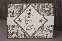 Kick Yer Heels Up by annasmith - Cards and Paper Crafts at Splitcoaststampers