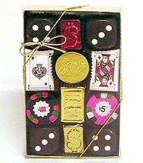 Chocolate Casino Gift Box - Medium