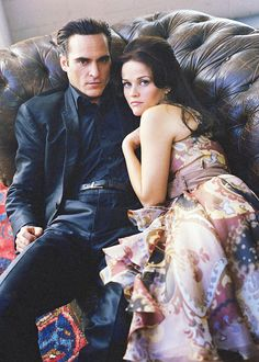 """Reese Witherspoon and Joaquin Phoenix in """"Walk the Line"""" (2005). COUNTRY: United States. DIRECTOR: James Mangold."""