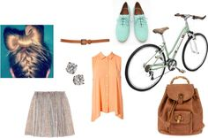 """""""A day on the town"""" by asia-isabella on Polyvore"""