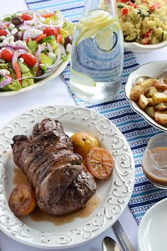 in many cultures meat in general and lamb in particular is what you serve to - Ina Garten Lamb Recipes