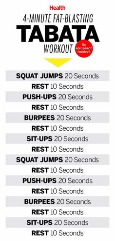 Tabata is a type of interval training that brings your heart rate up and gets...Tabata is a type of interval tr