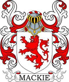 Mackie Coat of Arms