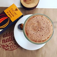 chocolate caliente #organico #pacari