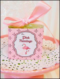 Baby Shower Ideas Pink Flamingo