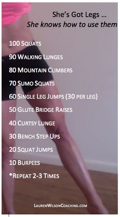 Ladies Leg routine! #lean #wilsoncoaching Legs galore! #fitness