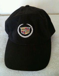 b5b2f13f3c0 Cadillac Invitational Cap National Kidney Foundation Black Used in Sporting  Goods