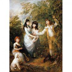 Dzieci Marshama, Gainsborough (2000el.)