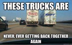 These trucks – meme