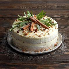Mama's Spice Cake Spice Cake Recipes, Dessert Recipes, Dessert Bread, Bread Recipes, Food Cakes, Cupcake Cakes, Taste Of Home, Moist Cakes, Let Them Eat Cake