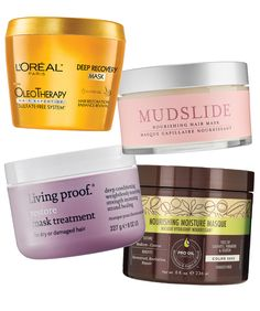 These 10 Hair Masks Will Save Your Life (or at Least Your Hair) from InStyle.com