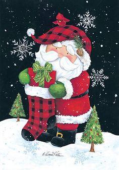 Christmas Projects, Christmas Art, Vintage Christmas, Christmas Decorations, Christmas Ornaments, Merry Stockings, Santa Crafts, Holiday Signs, Christmas Characters