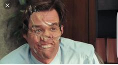 Scotch tape selfies are not a new trend. Jim carry did it in 2008 in the movie Yes Man