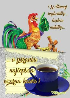 Surreal Art, Rooster, Humor, Animals, Motto, Anime Tattoos, Frases, Polish, Pictures