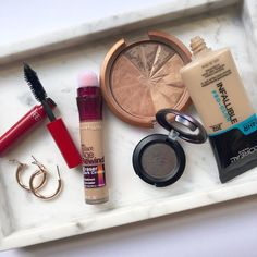This year my bank balance might not have grown – but my makeup bag did. Age Rewind, Dark Circles, Best Makeup Products, Skincare, Good Things, Bag, Pretty, How To Make, Beauty