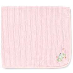 Little Me - Frog Friends Blanket, $16.00 (http://www.littleme.com/frog-friends-blanket/)