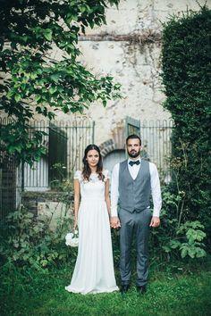 Lifestories Wedding - Yann Audic - Un mariage en blanc et jaune au Manoir des Prevanches - La mariee aux pieds nus | la mariee aux pieds nus