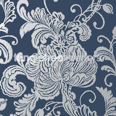 Verey wallpaper from Anna French - AT6012 - Navy