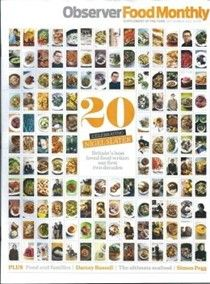 Observer Food Monthly Magazine, September 2013 (searchable index of recipes)