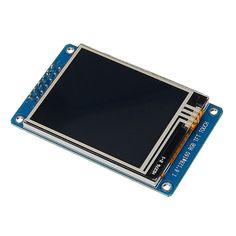 1.8 inch lcd screen spi serial port module tft color display touch screen st7735 for arduino Sale - Banggood.com Serial Port, Photography Camera, Electronic Cigarette, Arduino, Spy, Display, Touch, The Selection