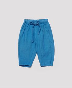 CARAMEL BABY & CHILD - Uni Pantalon - Fiji Trouser - Indigo Blue