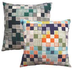 Minuet Cushion by Imogen Heath