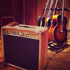 Oh this? Yeah, it's nothing. Just a Dumble Overdrive Special. #dumble #amp…