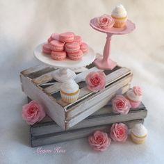 2018.01 Miniature Desserts ♡ ♡ By Megan minis