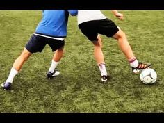How to Shield the Ball | Soccer Lessons - YouTube