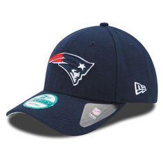 New England Patriots New Era Youth League Adjustable Hat - Navy 72f05e12933f