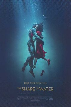 See the stunning new poster for Guillermo del Toro& critically acclaimed fantasy romance, The Shape of Water, starring Doug Jones and Sally Hawkins. Films Hd, Films Cinema, Hd Movies, Movies To Watch, Movies Online, Movie Tv, Movies Free, 2017 Movies, The Shape Of Water