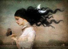 Good night, artwork by Christian Schloe