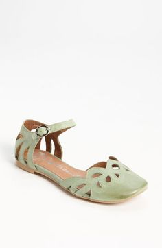 Jeffrey Campbell Cinda Flat available at #Nordstrom