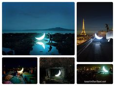 Creative Photography, Moonlight, Celestial, Outdoor, Outdoors, Outdoor Games, The Great Outdoors