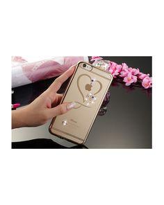Etui Diamond Heart do Apple iPhone 6 / iPhone 6S