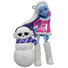 Monster High Inspired Christmas Ornament | Ornaments, Monster high ...