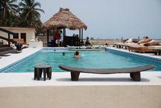 Kamp Ikare Beach Resort | Lagos Beaches | Where to go in Lagos | Nigeria travel info, tourism and attractions