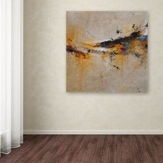 Trademark Fine Art Tranquil Reflections Canvas Art by CH Studios, Size: 18 x 18, Multicolor