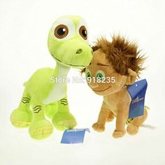 """#Christmas Other guideline 2PCS The Good Dinosaur Arlo & Spot Soft Stuffed Animals & Plush Doll Toy X-mas Gift 8"""" for Christmas Gifts Idea Stores . In relation to discovering the optimal  Christmas Toys for your young children, it will help to recognise exactly what the various varieties and brand names associated with Christmas Toys are generall..."""