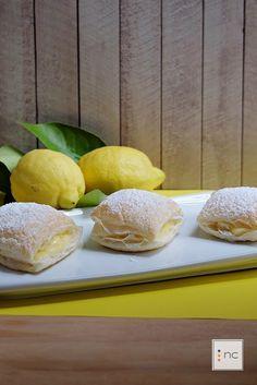 Crema de limón para Manuelitos