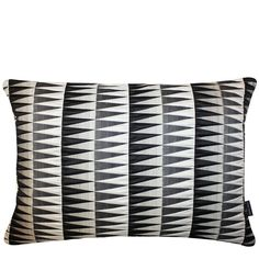 Jet Rectangle Cushion by Margo Selby - Tribal Collection