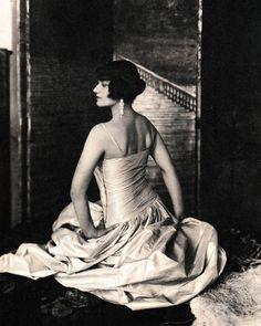 Portrait by Edward Steichen, 1927, Maria Jeritza (1887-1982) as Carmen at the Metropolitan Opera