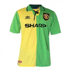 9288903ca Manchester United Umbro 1992-1994 Third Football ShirtRetro Jersey fútbol  Shirt FUSSBALL SOCCER JERSEY FOOTBALL BNWT