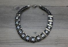 Amazing Rhinestone Jewelry Making Tutorials -   Tutorial by Jenni