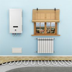 Opting for a hydronic heating radiator.. #HydronicHeatingRadiators #HydronicRadiators