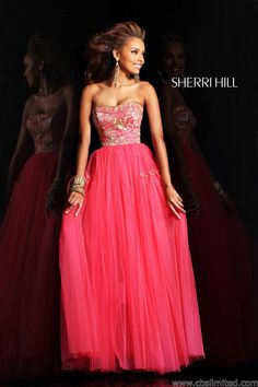 I want this to be my prom dress