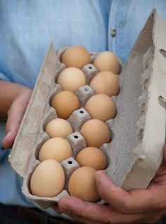 There are different rules for labeling meat and eggs when they are being sold, but I find it's easiest to raise my own chickens and eggs as organic, free range and cage-free when I simply give them the food and space that seems fair.